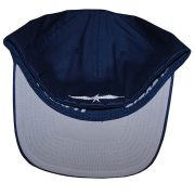 Invincible Boats Flexfit Hat Navy-Back