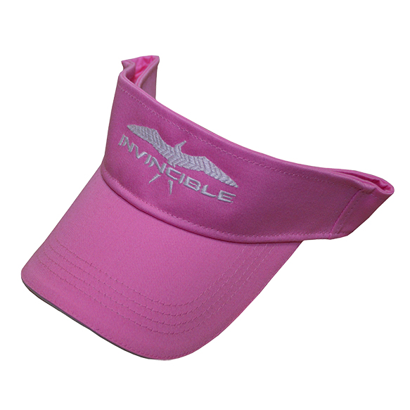 Invincible Boats Pink Visor