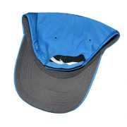 Invincible Boats RActive Hat Light Blue-Back