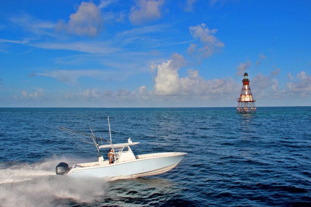 World Class 36 Open Fisherman Original Invincible Boats