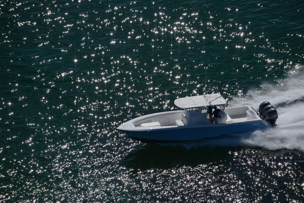 Ram Towing Capacity >> 39' Open Fisherman - 550 Gallon Fuel Capacity | Invincible ...