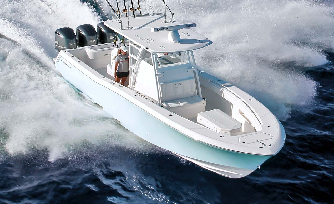 Uniquely Crafted Custom Luxury Boats For Sale Invincible Boats
