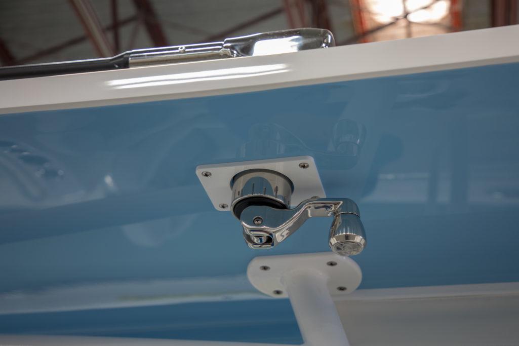 39' Open Fisherman - 550 Gallon Fuel Capacity | Invincible Boats