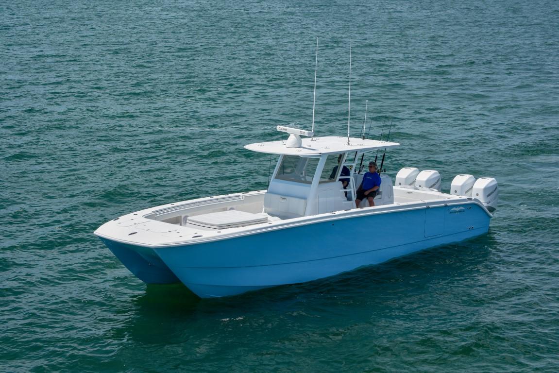 37 Catamaran For Sale Invincible Boats World Class