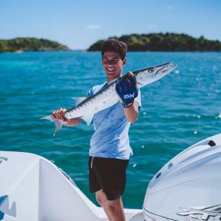 invincible fishing social media