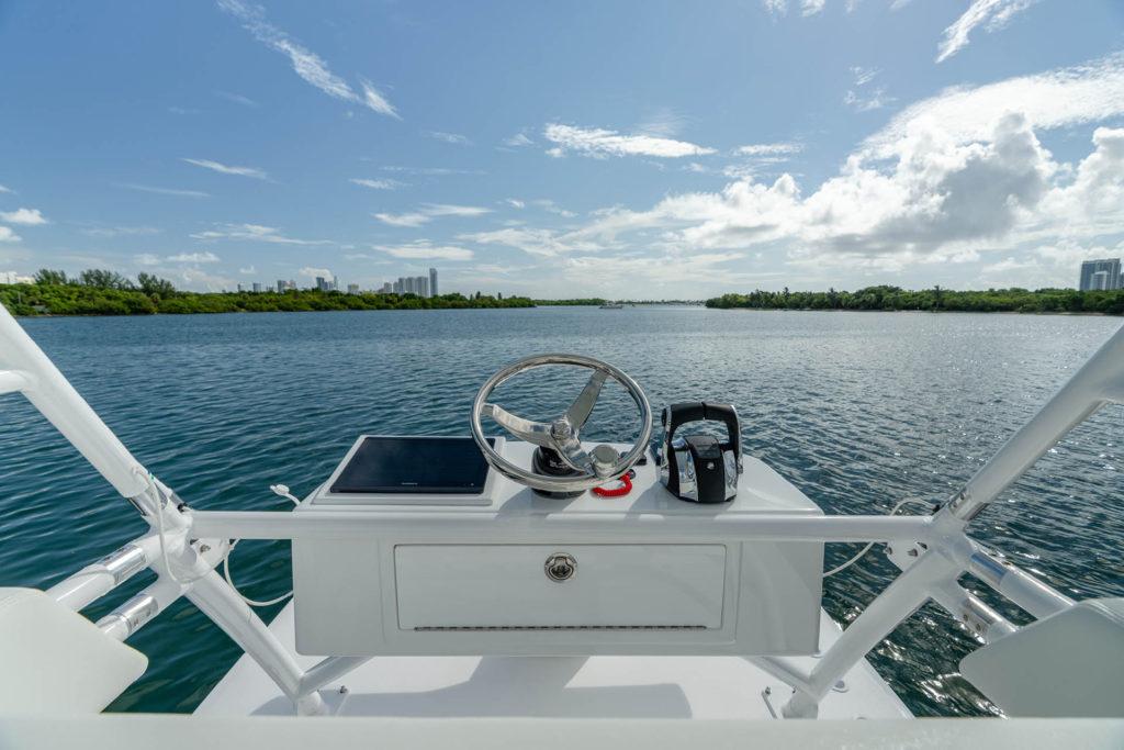 37 catamaran invincible boats